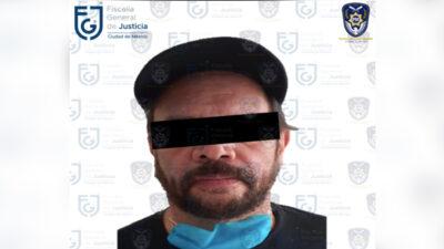 Héctor Parra manda mensaje a Alexa desde la cárcel