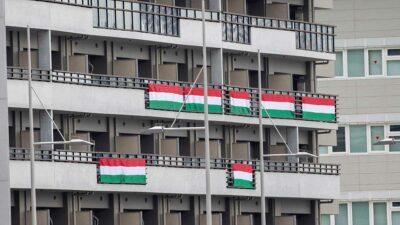 Hungría adoptó una nueva ley y Polonia zonas libres de ideología LGTB. Foto: AFP