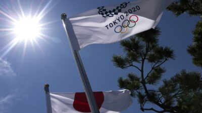 Inauguración De Los Juegos Olimpicos De Tokio