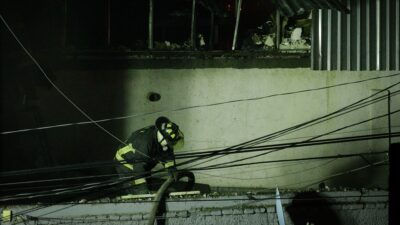 CDMX: incendio en San Simón Ticumac fue controlado totalmente