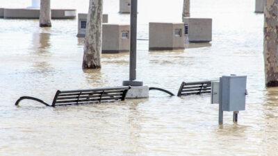 NASA advierte mayores inundaciones para EU en 2030
