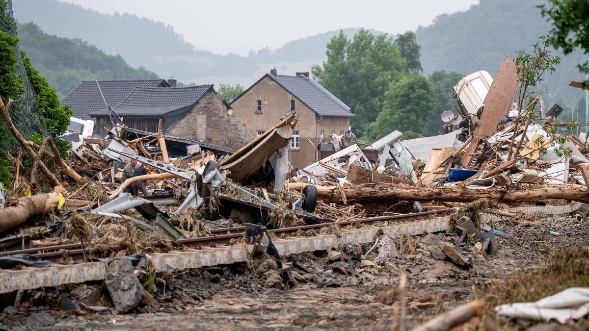Inundaciones en Europa: 190 muertos y la cifra podría aumentar