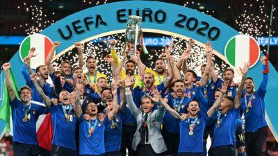 Italia Campeón Eurocopa