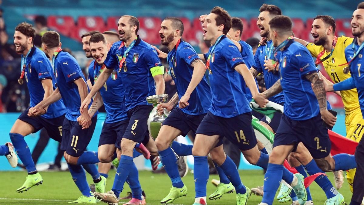 Italia no ganaba un Eurocopa desde 1968