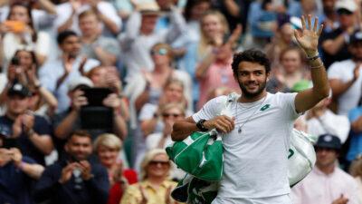 Berrettini va a la final de Wimbledon tras derrotar a Hurkacz