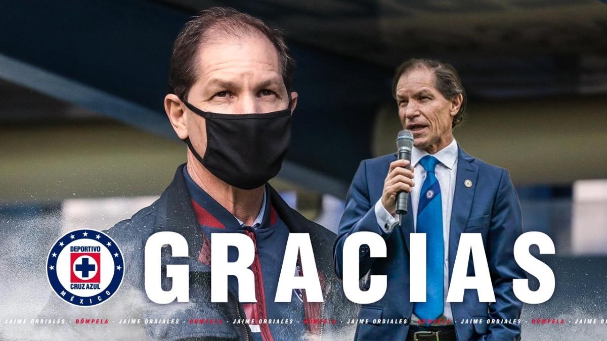 Jaime Ordiales Cruz Azul