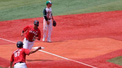 Japón México béisbol