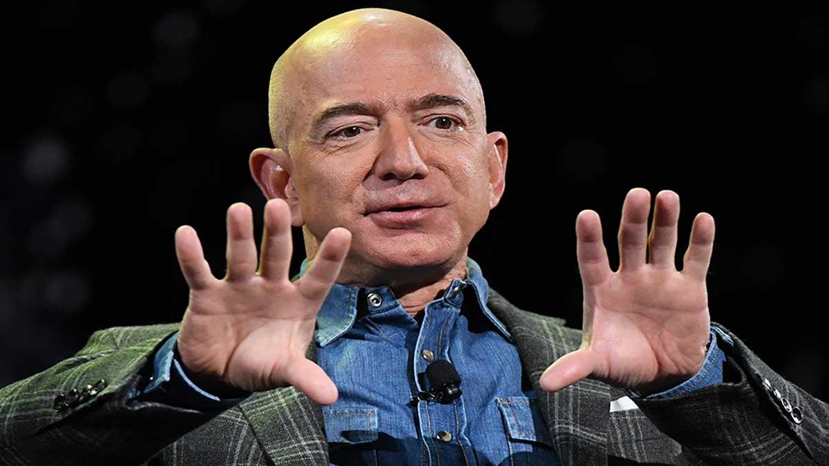 Jeff Bezos: quién es uno de los hombres más ricos del mundo