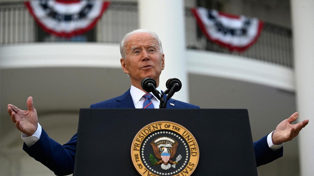 Joe Biden afirma que COVID-19 aún no ha sido derrotado