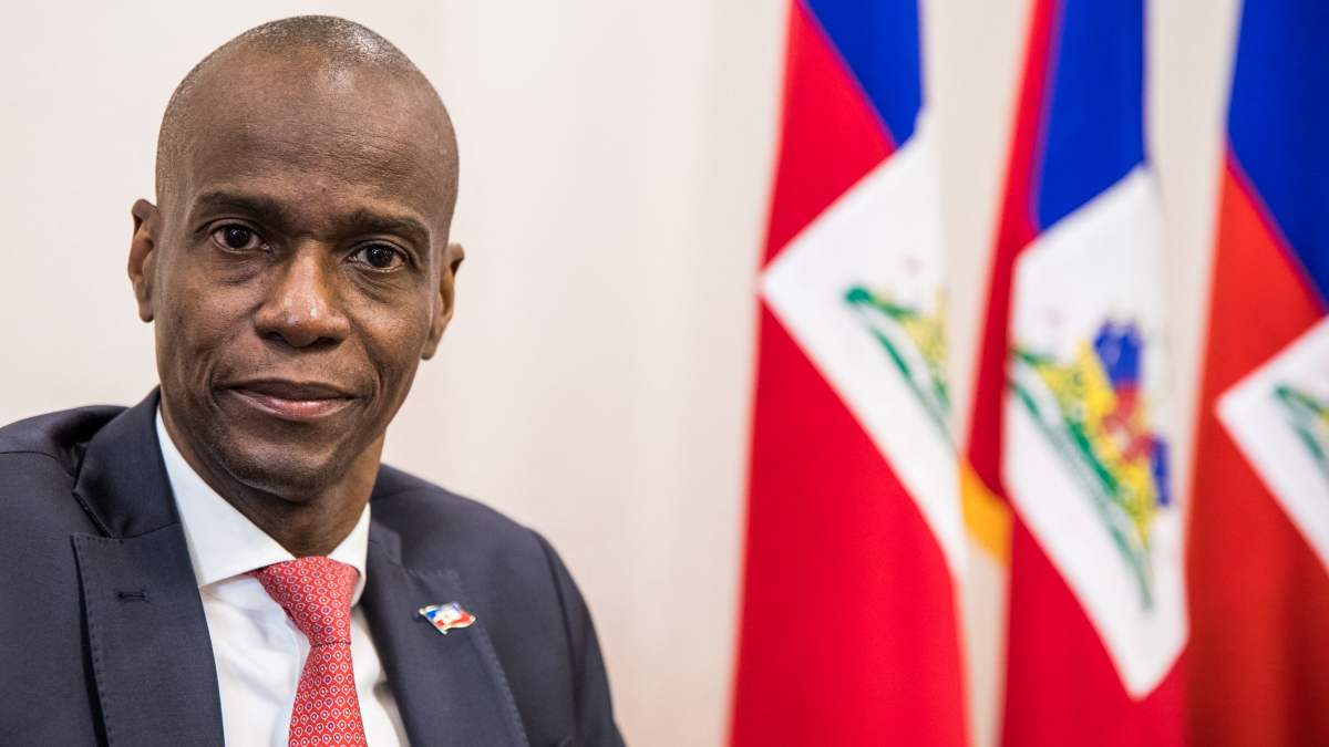 Asesinan a Jovenel Moïse, presidente de Haití
