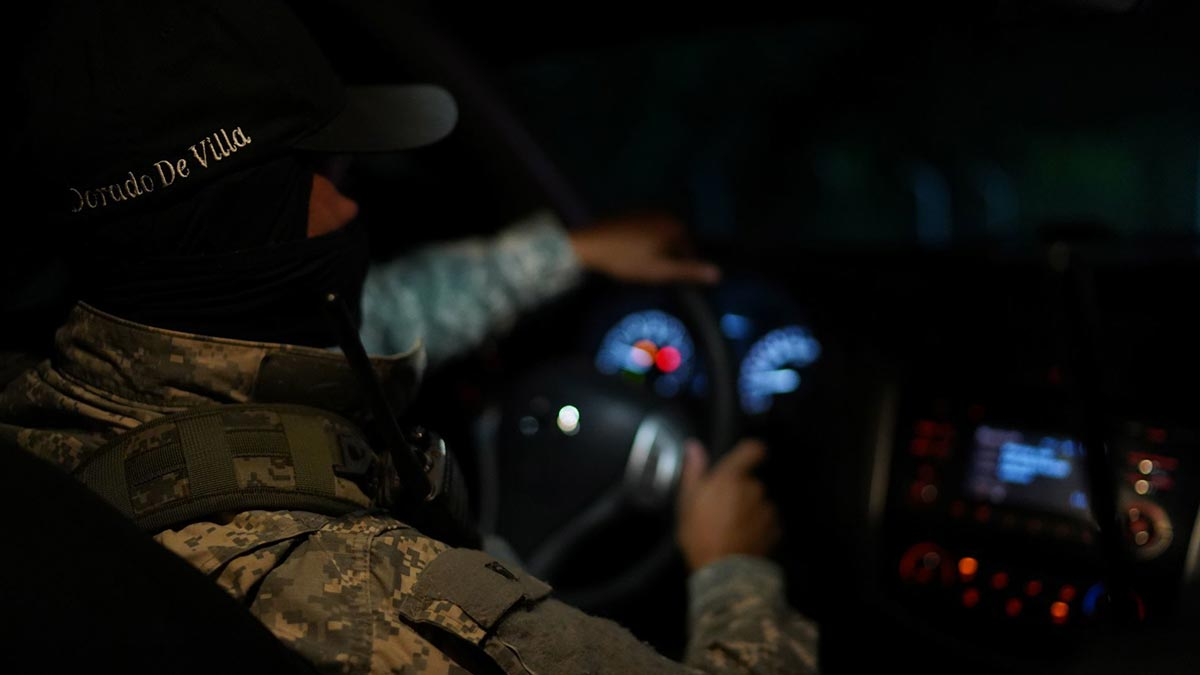 """Kiro"" Gutiérrez: autodefensas de Michoacán lo rescatan"