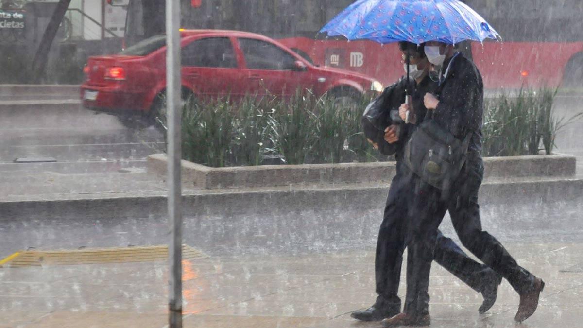 Clima México hoy 16 de julio: lluvia, viento y posible granizo