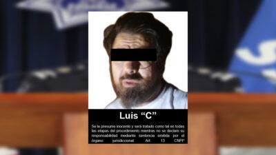 Luis Cárdenas Palomino ingresa a penal del Altiplano en el Edomex