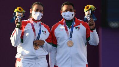 Medalla de Bronce para México en Tiro con Arco: así reaccionaron redes