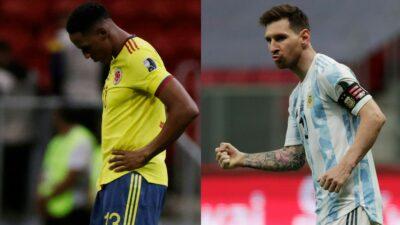 Messi Yerry Mina
