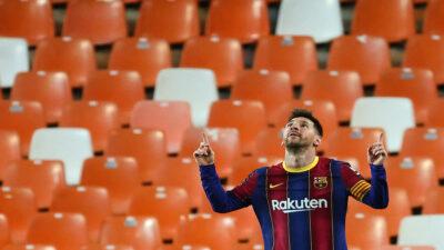 Messi y Barcelona habrían llegado a un principio de acuerdo por 5 años