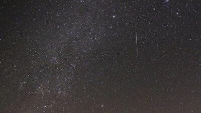 Noruega: meteoro ilumina la noche al sur de Oslo