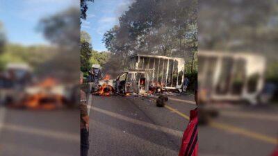 Michoacán: Siguen canceladas corridas de autobuses en Tierra Caliente