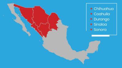 Chihuahua: roban cilindro de gas cloro; hay alerta en cinco estados