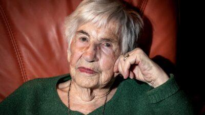Muere Esther Bejarano, sobreviviente de la orquesta de mujeres de Auschwitz