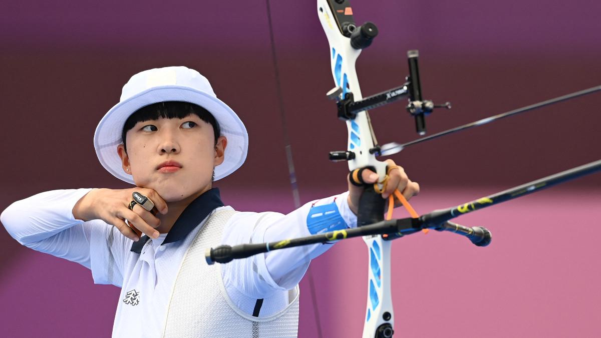 Juegos Olímpicos Tokio 2020: surcoreana An San es criticada por su corte de cabello