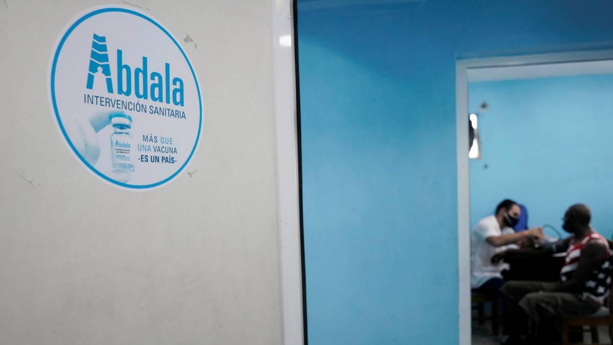Cuba vacuna Abdala