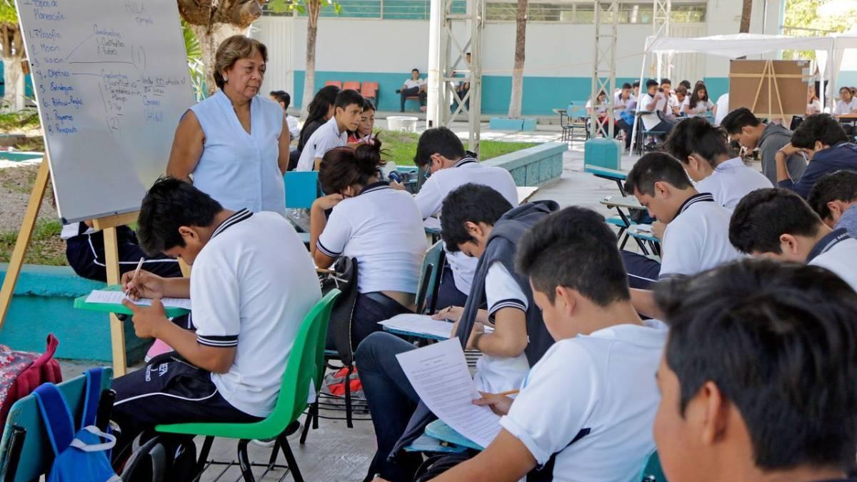 SEP MéxicoX maestros