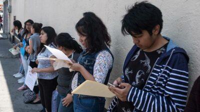 UNAM resultados licenciatura