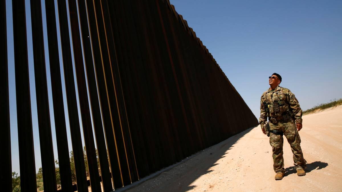 Biden muro Laredo