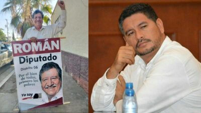 Román Rubio Esteban López Sinaloa