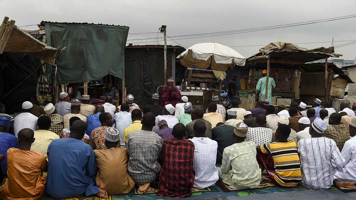 En Nigeria, bandas criminales atacan, saquean y secuestran a la población. Foto: AFP