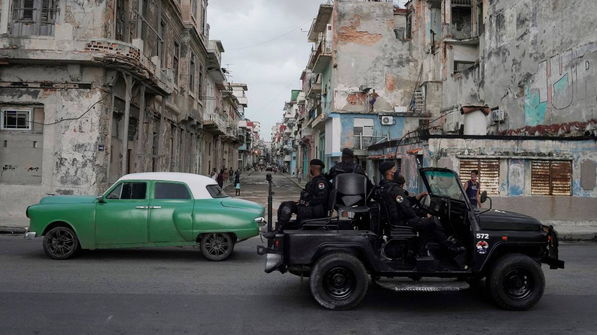 Cuba COVID-19 OPS