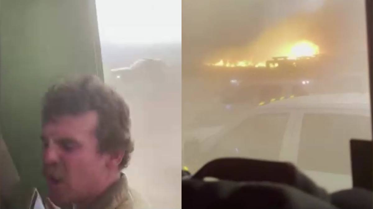 Incendios California Oregón