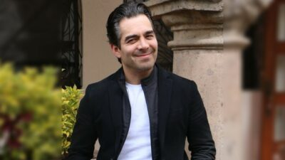 Omar Chaparro Esposa