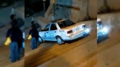 POLICIA PATRULLA OAXACA