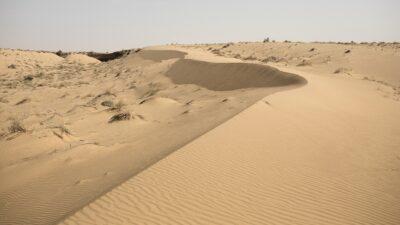 Polvo del Sahara llega a México; ve qué es este fenómeno