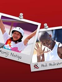 Los atletas olímpicos más jóvenes y con mayor edad en Tokio 2020