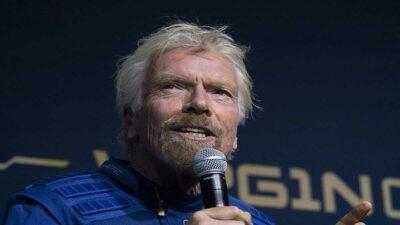 Richard Branson: el fundador de grupo Virgin con sueños espaciales
