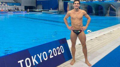 Tokio 2020: Cuándo compite Rommel Pacheco en el trampolín