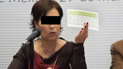 FGR y ASF impugnan amparo concedido a Rosario Robles; busca seguir su proceso en libertad
