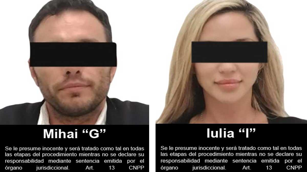 Dos rumanos son detenidos en Baja California Sur; estarían ligados con Florian Tudor