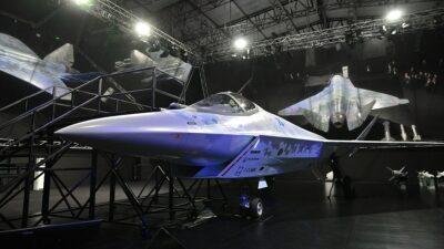 """Rusia presenta nuevo avión de combate, denominado """"Jaque Mate"""""""