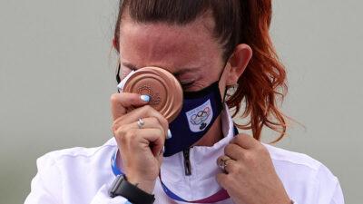 San Marino ganó una medalla olímpica en Tokio 2020