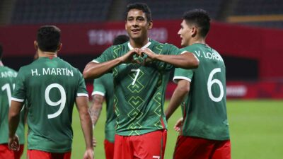 México llega a este duelo luego de quedar en el segundo lugar del Grupo A. Foto: AMX Contenido