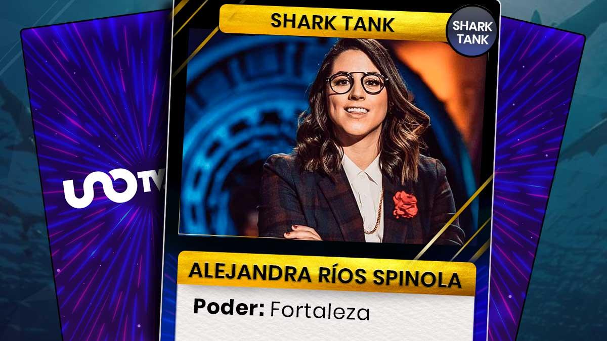 """""""La aguerrida"""" y """"el veloz"""", así se definen entre ellos los tiburones de Shark Tank México"""