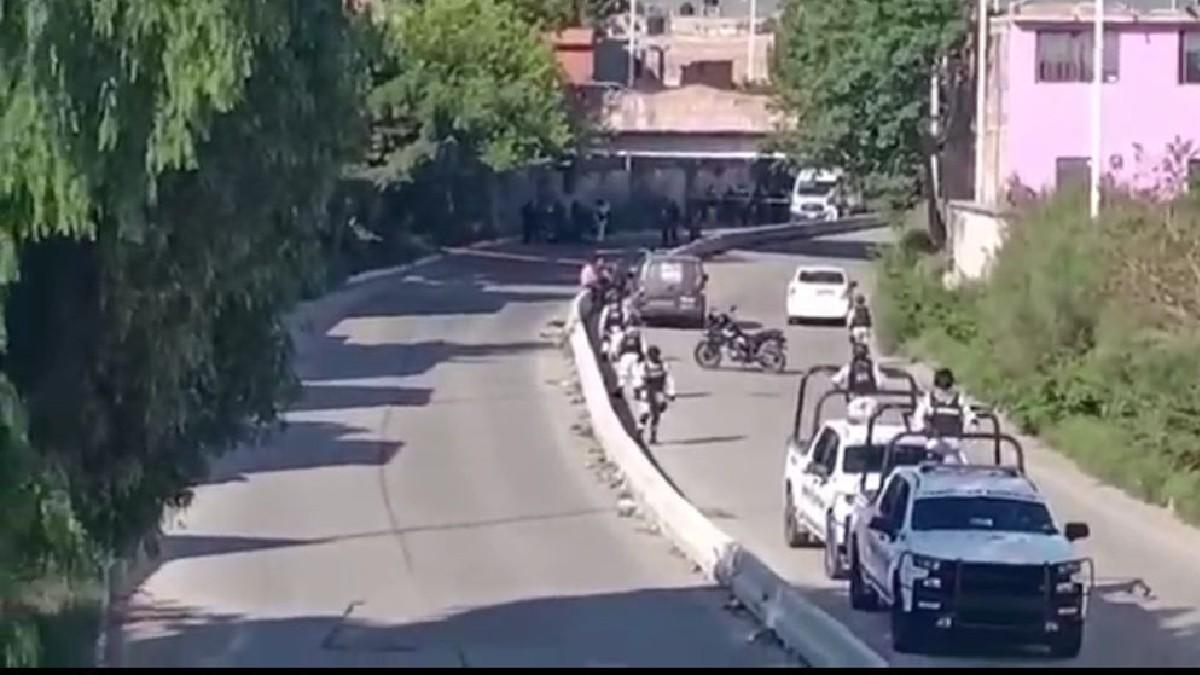San Luis Potosí: Riegan cuerpos desmembrados sobre Río Españita