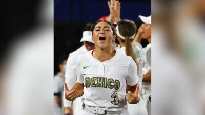 Tokio 2020: México vence a Australia en el softbol y va por la medalla de bronce