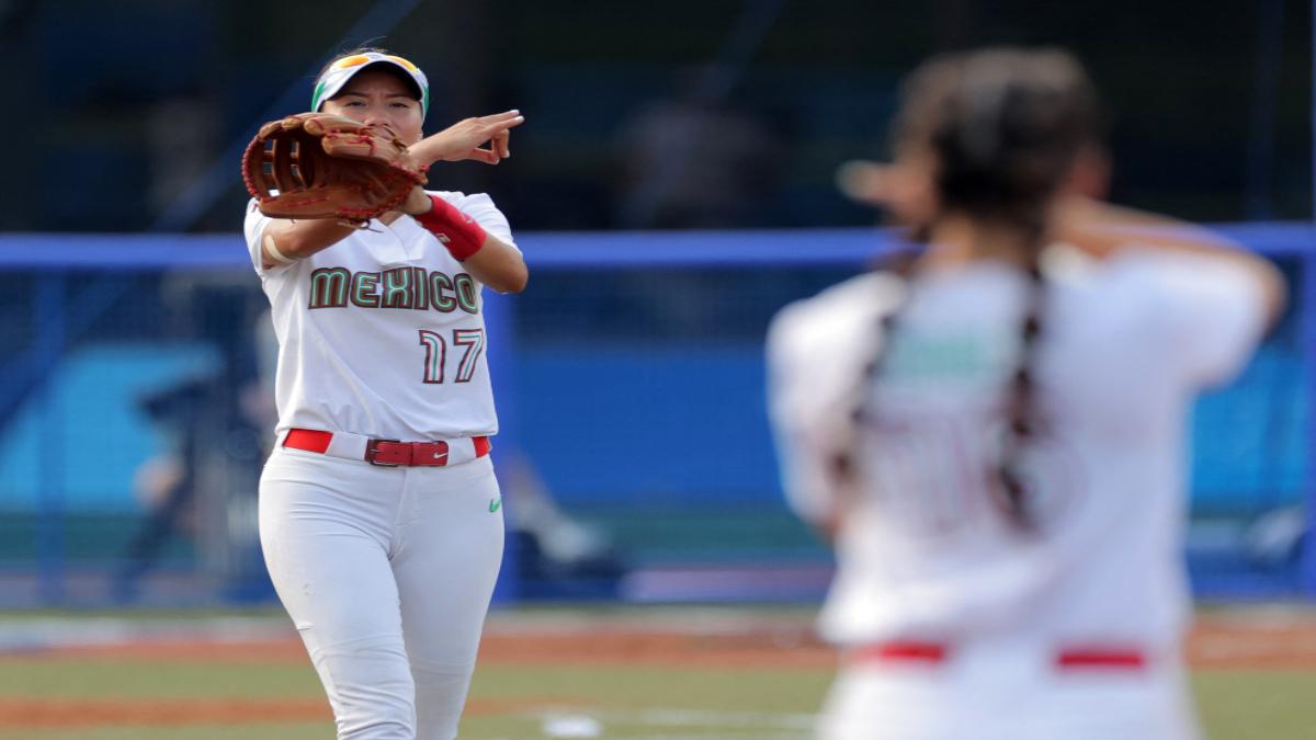 México vs Japón: ve en vivo el segundo partido del softbol femenil