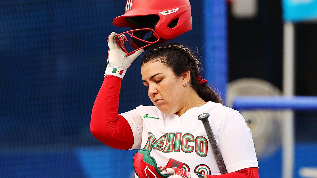 Juegos Olímpicos Tokio 2020: Canadá vence a México en softbol - Uno TV