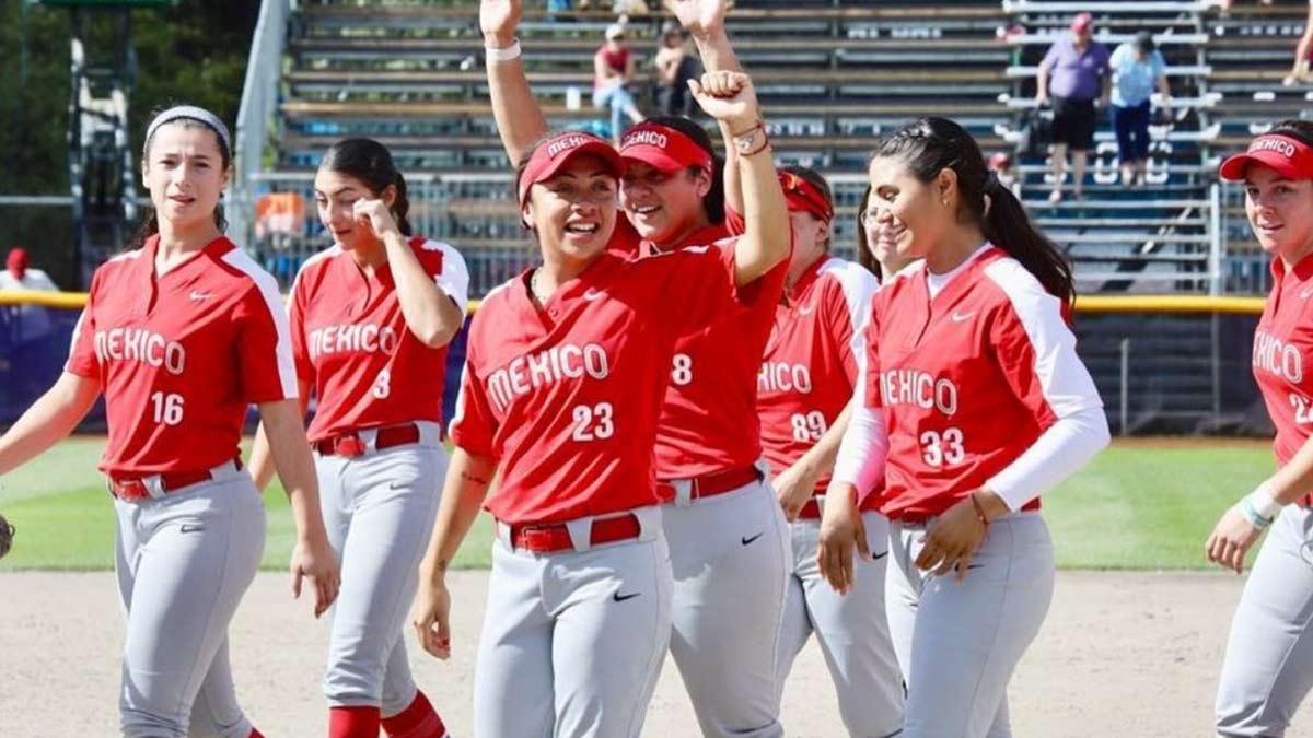 México vs Canadá, el debút olímpico del equipo de sóftbol en Tokio 2020